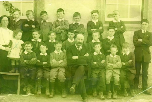 Killimor Teachers 1913