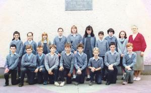 Killimor School c 1988
